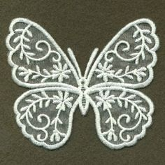 Organza Decorative Butterfly 4 - 4x4 | What's New | Machine Embroidery Designs | SWAKembroidery.com Ace Points Embroidery                                                                                                                                                                                 Mehr