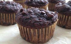 Muffin double chocolat Zéro culpabilité La Testeuse