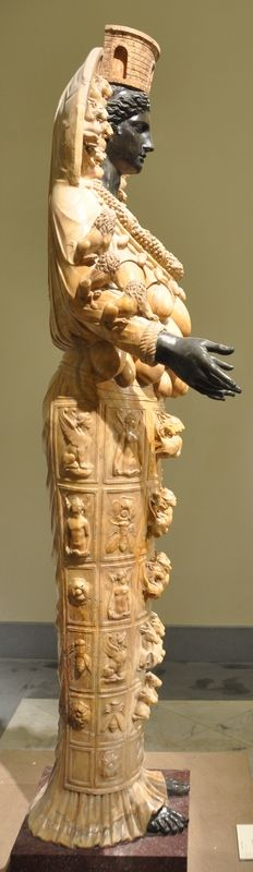 Artemis of Ephesus, Naples (1)