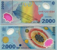 Old romania currency K 2000, Money Notes, Show Me The Money, Thinking Day, Design Reference, Ebay, Romanian Flag, Bank Deposit, Map Outline