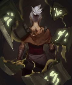 League of Legends – Riven - Minecraft, Pubg, Lol and Lol League Of Legends, Champions League Of Legends, League Of Legends Characters, Girl Inspiration, Character Inspiration, Character Art, Character Design, Character Ideas, Video Game Characters