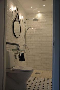 douche ralise en maux de briare salle de bain by ccile mlct pinterest