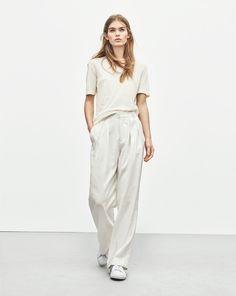 Sidney Tencel Slacks - New Arrivals - Shop Woman - Filippa K