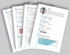 CV template 2022. Laat de lay-out van je CV pimpen en eventueel de tekst optimaliseren. www.mooicv.nl Cv Template, Templates, Software, Bullet Journal, Van, Tips, Stencils, Resume Templates, Vorlage