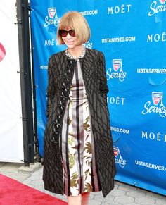 Anna Wintour - 13th Annual USTA Serves Opening Night Gala