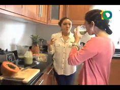 Hablando de la salud- Aprendiendo vocabulario de verduras y frutas. 13 Invitame a Comer Vegetariano - YouTube