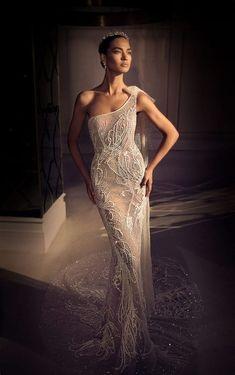 Elegant Wedding Gowns, Amazing Wedding Dress, Dream Wedding Dresses, Bridal Dresses, Bridal Gown, Dressing, Thing 1, Handmade Dresses, Couture Dresses