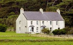 The Duke and Duchess of Cambridge's former home in Anglesey which is now available to rent following the couple's relocation to London with Prince George