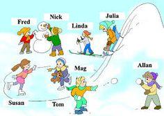 Картинки по запросу зимние виды спорта картинки для детей