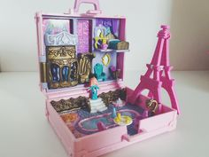 Retro Polly Pocket toy from 90's
