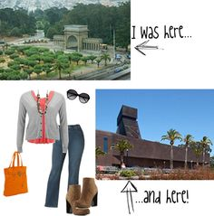 """Golden Gate Park - SF"" by cindi-rose on Polyvore"