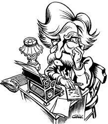 Siete consejos sobre escritura de Mark Twain