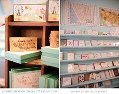 Greenwich Letterpress {Shop Tour & Giveaway} | The Pretty Blog