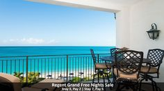 Regent Grand Free Nights Sale - https://traveloni.com/vacation-deals/regent-grand-free-nights-sale/ #turks&caicos #caribbeanvacation #freenights
