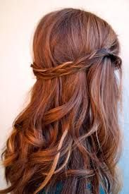 Image result for brown hair auburn highlights