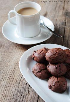 Biscotti di amaranto e caffè vegan
