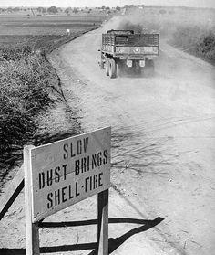 Anzio, Italy, 1944.
