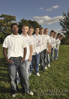 Wilmington Ohio High School Soccer Seniors - 2009-2010 by Jason Cantrell, via Flickr