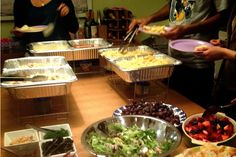 Brilliant kids' party food idea: How to set up a perfect pasta party bar to feed lots of hungry kids