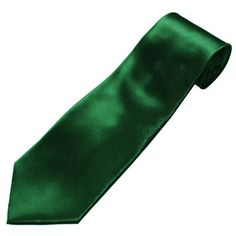 this emerald green tie would look amazing with a light grey suit.