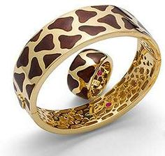 'Animalier' Collection by Roberto Coin #Jewelry trendhunter.com
