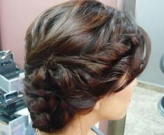 Updo for a special day