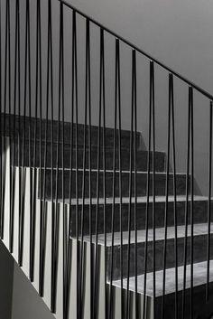 Geländer Treppe Metall