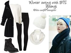 BTS Suga: Winter