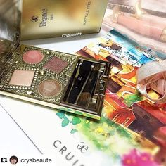 #Repost @crysbeaute with @repostapp  lovely classic packaging of #eleganceparis palette in 13 #ilovemakeup #limitededition #限定 #化妆品 #美容 #crysbeaute #beautyblog #beautyreview #makeupcollection #beautytalk #skincare #instabeauty #instamakeup #makeuplovers #变色化 #血色感 #laduree #lesmerveilleusesladuree