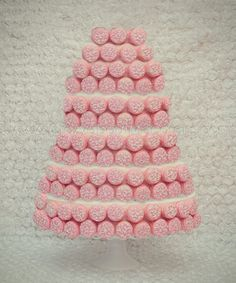 French Macarons Cake is a Delicately Tiered Treat - Foodista.com