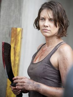 'Walking Dead's' Lauren Cohan warns of 'major losses' ahead