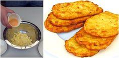 Tojást öntött a lereszelt krumplira: ennél jobbat még nem kóstoltál!