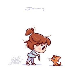 Disney art design jenny