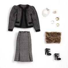 Barbie® @barbiestyle This look styled ...Instagram photo | Websta (Webstagram)