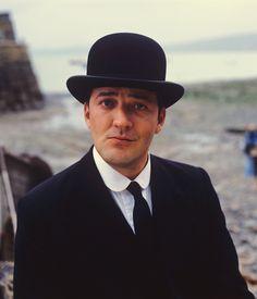 Stephen Fry in Jeeves & Wooster :)
