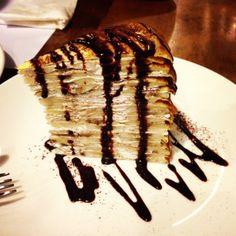 Layer Cake go chocolate  yummy yummy