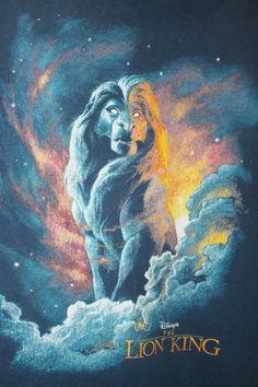 The Lion King Tattoo. mufasa The Lion King Tattoo. Art Disney, Images Disney, Disney Love, Disney Magic, Funny Disney, Art Roi Lion, Lion King Art, Lion King Drawings, Lion King Simba