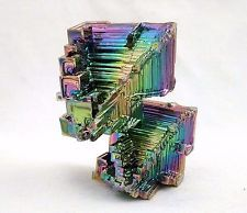GEMCORE: BISMUTH CRYSTAL 127g Cluster Powerful Transformation USA Grown!