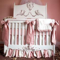 Mirabelle Convertible Crib from PoshTots