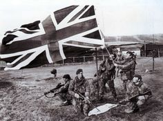 Dinge en Goete (Things and Stuff): This Day in History: Jun 14, 1982: Falkland Islands War ends