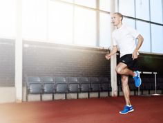 - Empty gymnasium? Tim Barber Photography/ Nike