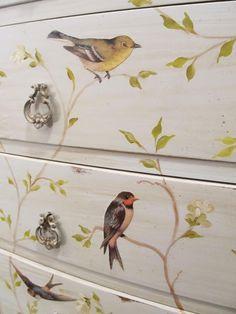Formosa Casa: Decoupagem, Uma Arte Bonita!