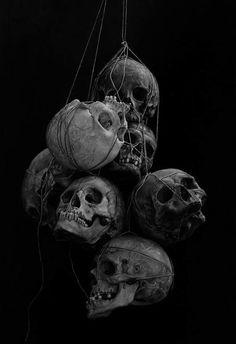 Bag a skulls