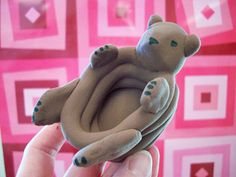 An Activity for School-Age Children:  Children can create an animal-inspired coil pot to treasure for years to come.