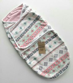 Pink Aztec Swaddle Sack Snuggler by ShopBumbleBerryBaby on Etsy Cute Kids, Cute Babies, Babies Stuff, Baby Girls, Baby Swaddle, Swaddle Blanket, Baby Blankets, Everything Baby, Baby Time