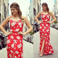 """""""Conjunto longo deuso @ellendetoi ❤️ Apaixonada por essa saia com fenda, é ainda mais linda pessoalmente  • #lançamentoellendetoi #blogtrendalert"""""""
