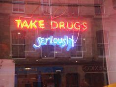 take drugs seriously
