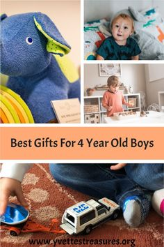 Gifts For 4 Year Old Boys - We have the ultimate list of birthday gifts for 4 year old boys. From remote control toys, to pogo jumpers to learning toys, and outdoor excitement. We have the best selection, visit us today and see for yourself! #kidstoys #giftsfor4yearoldboys #giftsforboys #birthdaygifts4yearolds Top Christmas Toys, Creative Christmas Gifts, Handmade Christmas Gifts, Unique Gifts For Kids, Gifts For Teens, Learning Toys For Toddlers, Toys For Boys, 4 Year Old Boy, Camping Gifts