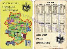 1974 - 1974_0154 - Régi magyar kártyanaptárak