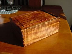 Small Box Woodworking Projects Should you desire to learn wood working skills, try http://www.woodesigner.net